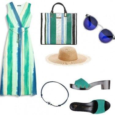Outfit Trendy, al mare in Costa Azzurra