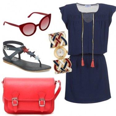 Outfit Colori americani