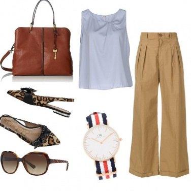 Outfit Trendy, comodamente in ufficio
