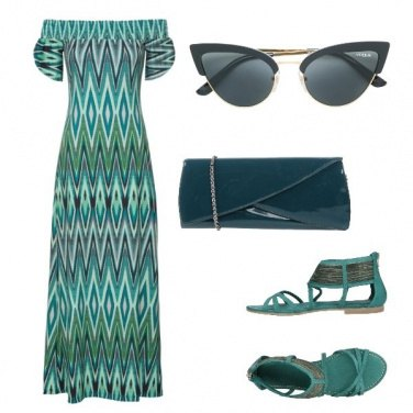 Outfit Missoni mood