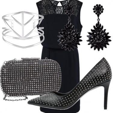 Outfit Grintoso ed elegante