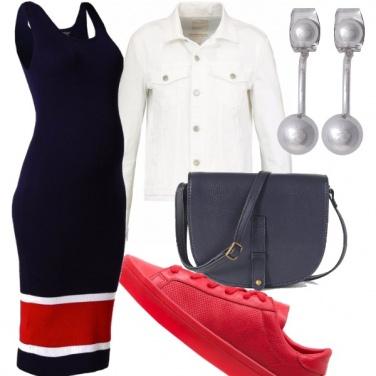 Outfit Una premaman comoda