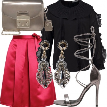 Outfit La principessa this is now!