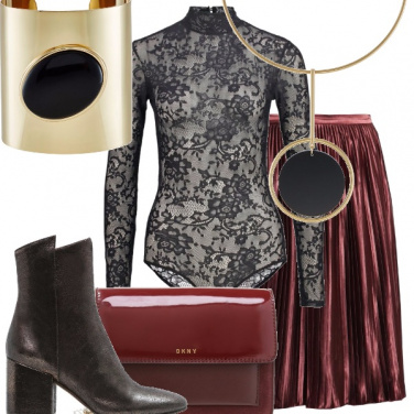 Outfit Esagera!
