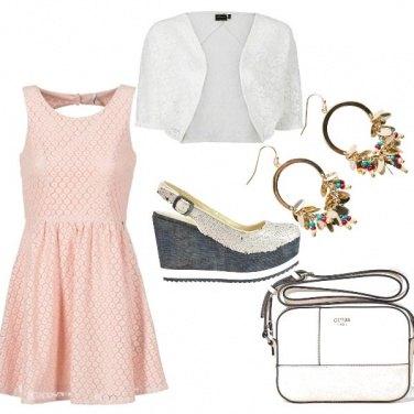 Outfit Petit romanticismo