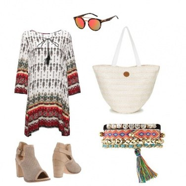 Outfit Etnico #2384