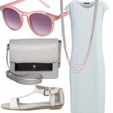 Outfit  Soft mint dress