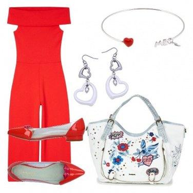 Outfit J\'adore les coeurs