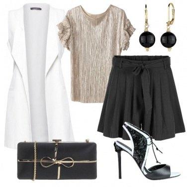 Outfit Golden class