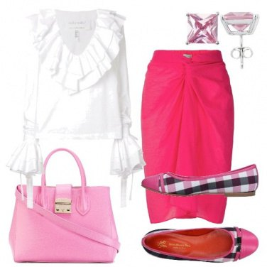 Outfit Bon Ton #7074
