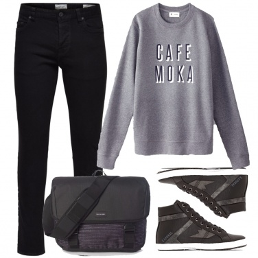 Outfit In bici