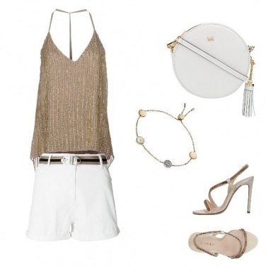 Outfit Chic e glamour