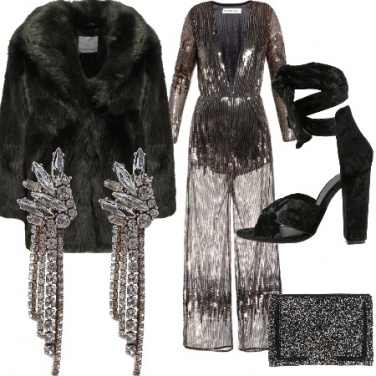 Outfit This is queen of the night