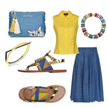 Outfit Plisky