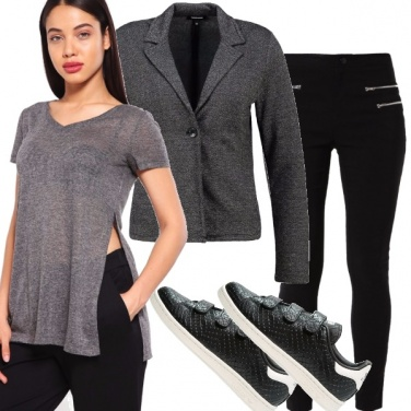 Outfit Sporty chic per il tuo quotidiano