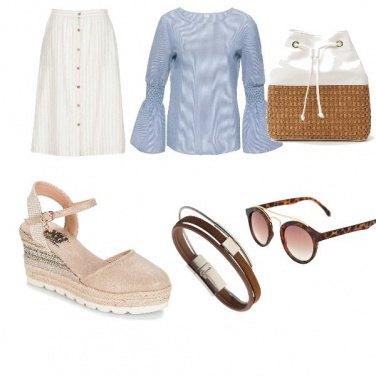 Outfit Una passeggiata primaverile