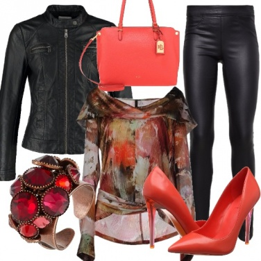 Outfit Pelle...che passione!!