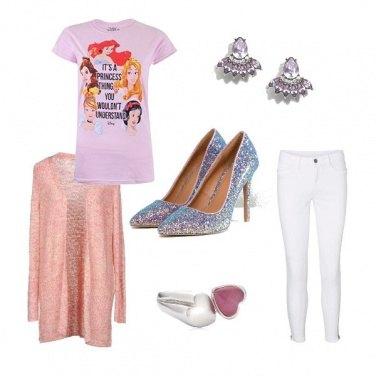 Outfit AAA Cenerentola moderna cercasi!!