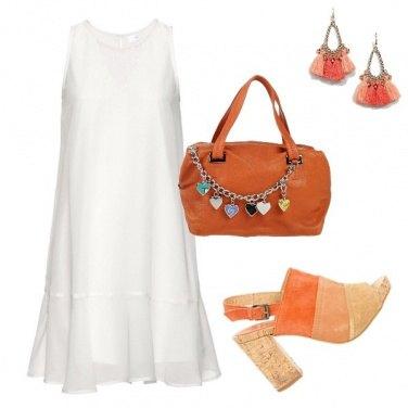 Outfit Arancio ...frizzante