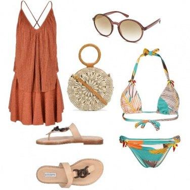 Outfit In spiaggia ad ogni ora