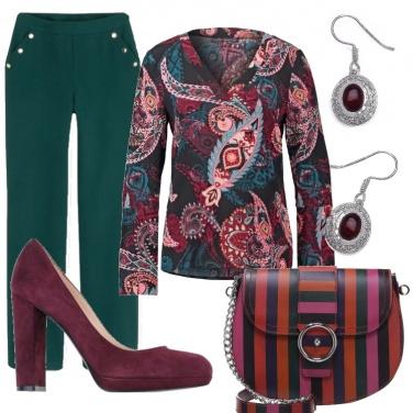 Outfit Colori autunnali