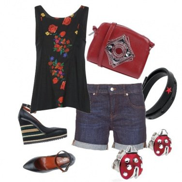 Outfit Rock #2047