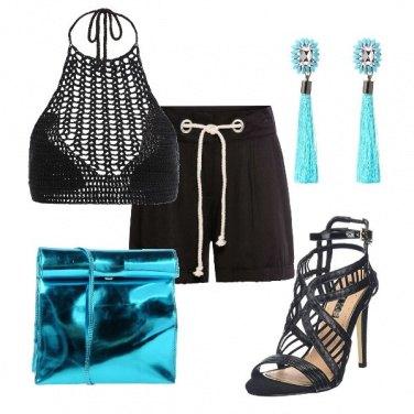 Outfit In disco al mare