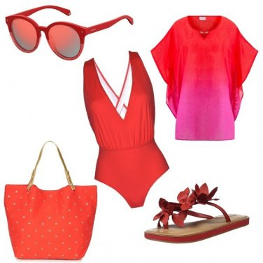 Outfit Red Sea