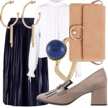 Outfit Casta ed estroversa