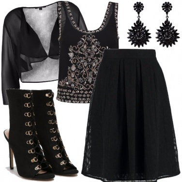 Outfit Lasciati ispirare