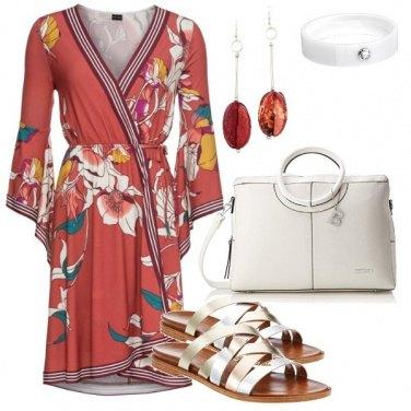 Outfit Abito portafoglio