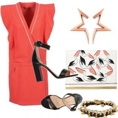 Outfit Un tocco rock