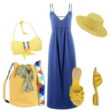 Outfit Etnico #2411