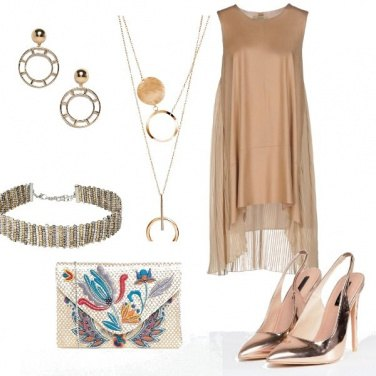 Outfit Tofly_serata gold