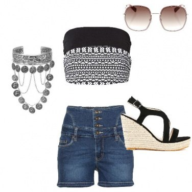Outfit Sexy #2084