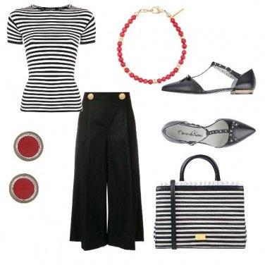 Outfit Parigi arrivo