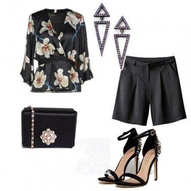 Outfit Giacca kimono
