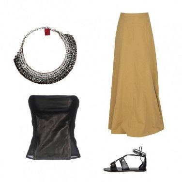 Outfit Grintosa con classe