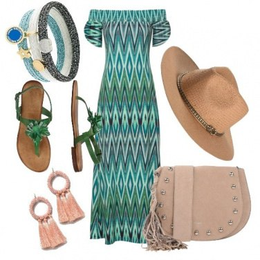 Outfit Etnico #2421
