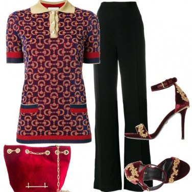 Outfit Gucci style