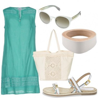 Outfit Lino fresco
