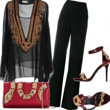 Outfit Grinta di sera