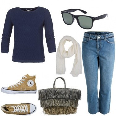 Outfit #Converse