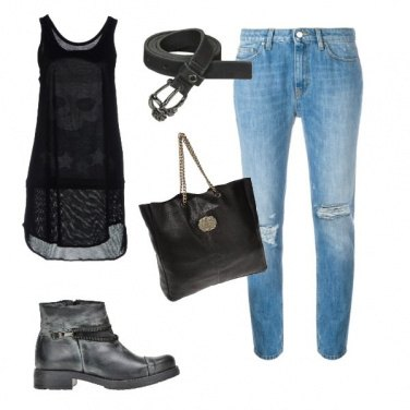 Outfit Rock #2054