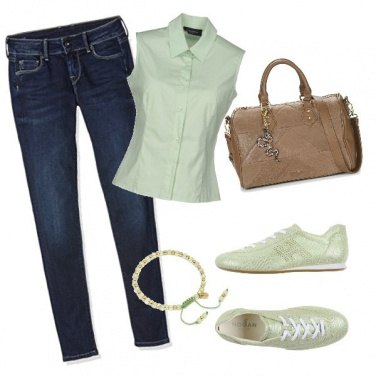 Outfit Basic #9974