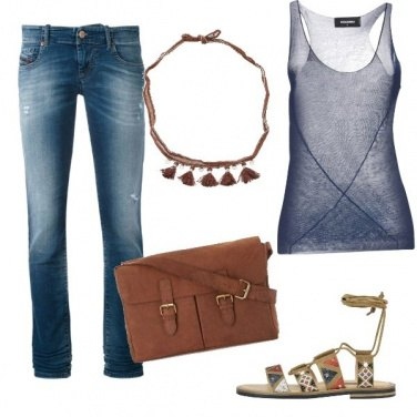 Outfit Basic #9983