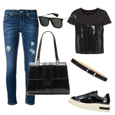 Outfit Rock #2055
