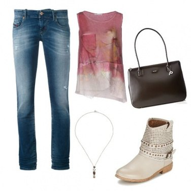 Outfit Basic #9988