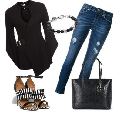 Outfit Basic #9989