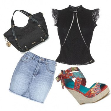 Outfit Urban #4859